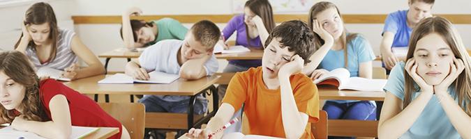 Resultado de imagem para alunos desmotivados