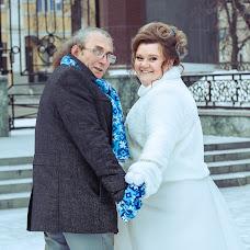 Wedding photographer Evgeniya Ushakova (confoto). Photo of 10.02.2015