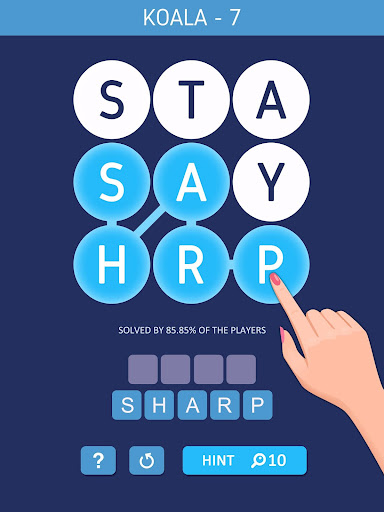 Word Spark - Smart Training Game Screenshot