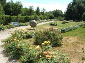 Photo: Der Kurpark im Ostseeheilbad ZINGST/ Darß( Strandstraße, Zingst ) ( siehe auch http://www.freie-ferienwohnung-zingst.de und http://www.binz-zingst-kuehlungsborn.de )