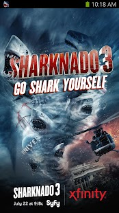 Sharknado: Go Shark Yourself!- screenshot thumbnail