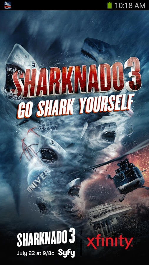 Sharknado: Go Shark Yourself!- screenshot