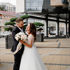 Huwelijksfotograaf Evgeniya Antonova (antonova). Foto van 29.10.2018