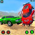 Demolition Derby Car Crash Stunt Racing Games 2021 icon