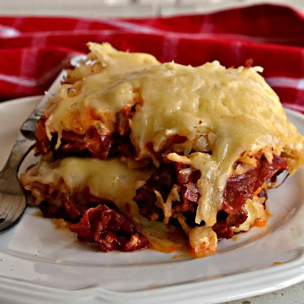 This Fun And Easy Casserole Combines All The Things You Love About Reuben Sandwiches In This Family Friendly Recipe.