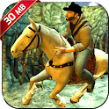 Temple Horse Ride- Fun Running Game icon