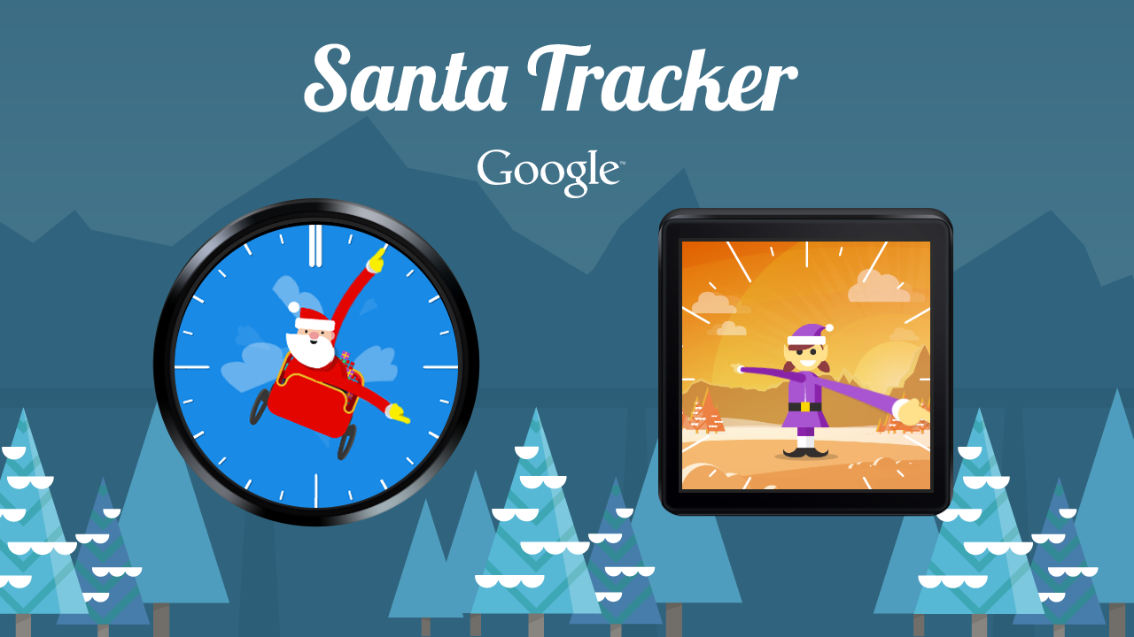 Google Santa Tracker Android Apps On Google Play