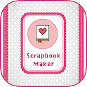 Scrapbook maker icon