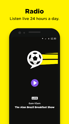 talkSPORT - Live Radio 7.9.3886.211 screenshots 2
