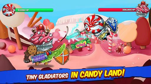 Tiny Gladiators - Fighting Tournament 2.4.4 screenshots 17