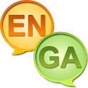 English Irish dictionary + icon