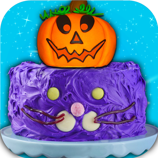 Halloween Cake Maker! Spooky Desserts Cooking Chef (game)