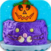 Halloween Cake Maker! Spooky Desserts Cooking Chef