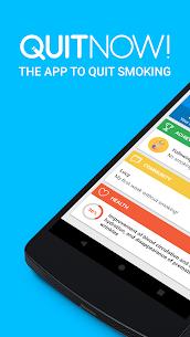 QuitNow! PRO – Stop smoking MOD (Paid) 1