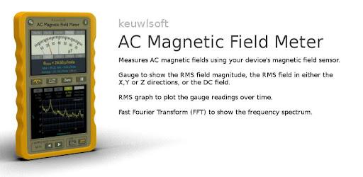 AC Magnetic Field Meter – Applications sur Google Play