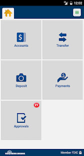 FFL Business Mobile Banking- screenshot thumbnail