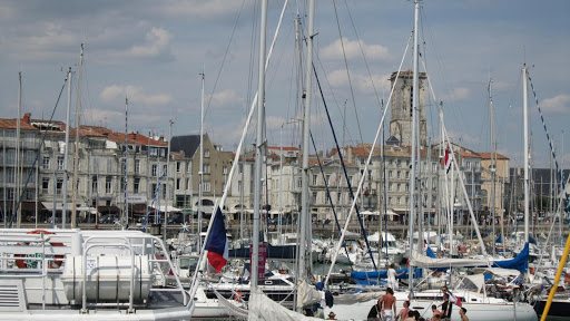 La Rochelle old harbour