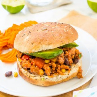 Santa Fe Turkey Sloppy Joes.