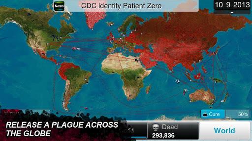 Plague Inc. screenshot 7