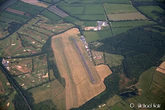 Photo: En tilfeldig liten flyplass i Tyskland.