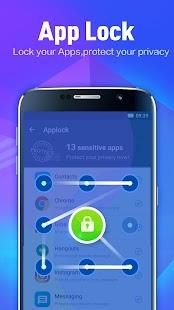 Super Cleaner - Antivirus, Booster & App Lock Screenshot