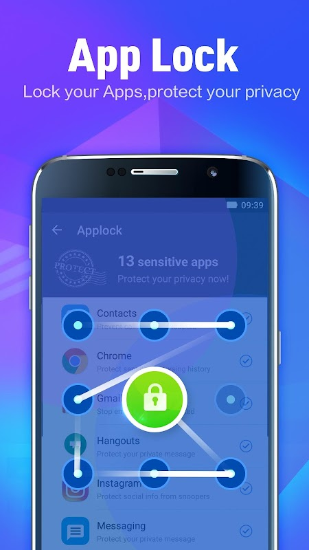 Super Cleaner - Antivirus, Booster, Phone Cleaner screenshots