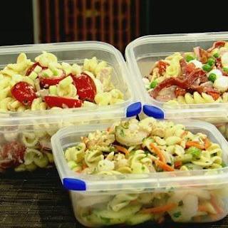 Asian Shrimp Pasta Salad