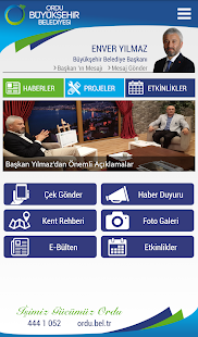 Ordu Mobil- screenshot thumbnail