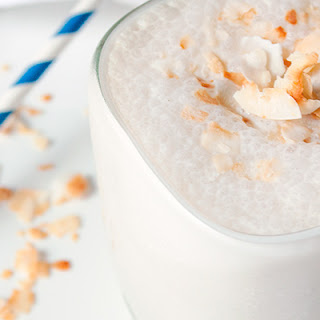 Toasted Coconut Protein Smoothie
