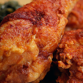Cornstarch Flour Fried Chicken Recipes