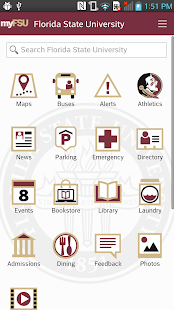 myFSU Mobile- screenshot thumbnail