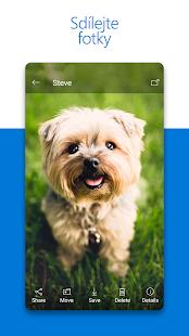Microsoft OneDrive - náhled