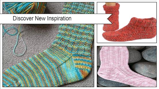 Easy Knitting Socks Pattern Apps On Google Play