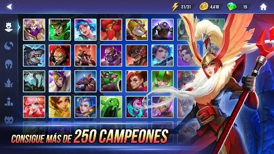 Dungeon Hunter Champions: RPG Acción Online Épico 2