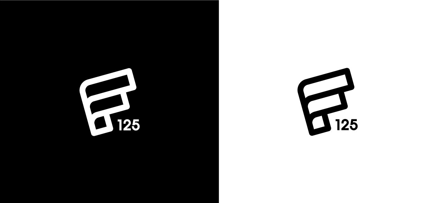 Fuller125 Black / White Variations