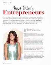 Photo: 2014 High Light: Dubai's Entrepreneurs