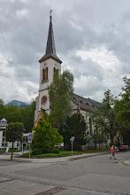 Photo: Kościół ewangelicki.