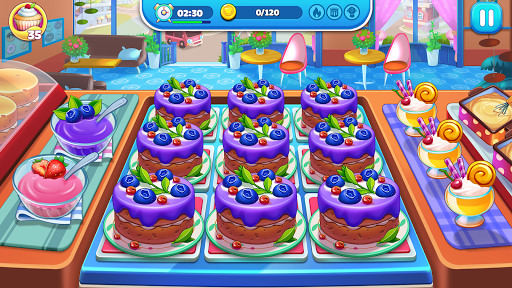 Cooking World: Casual Cooking Games of my cafe' screenshots 2