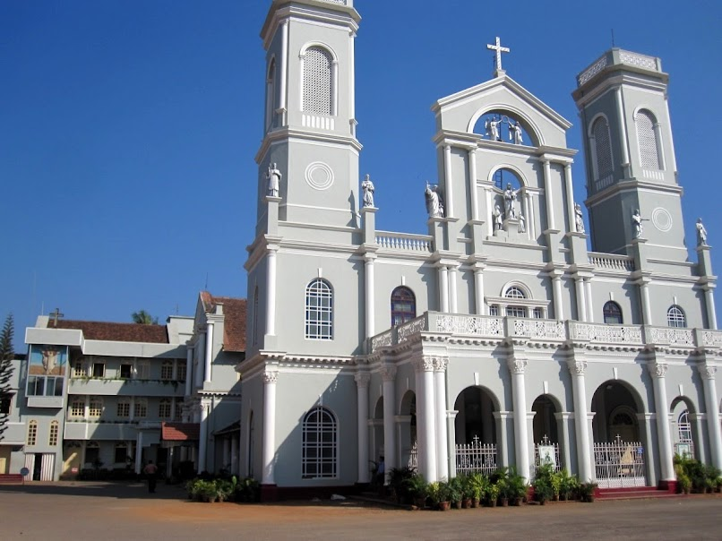 Milagres Church Mangalore