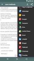 Screenshot of Java Programs
