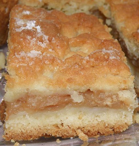Polish Apple Cake (Placek z Jablka)