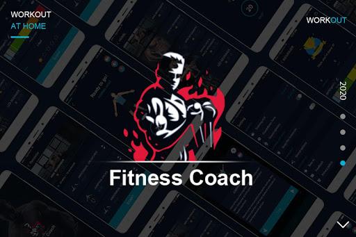 Fitness Coach - No Equipment, Body Workout 1.0.5 screenshots 1