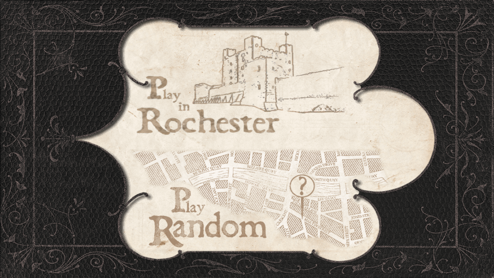 RMS: Monsters of Rochester- screenshot