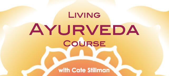 Living Ayurveda Course Cate Stillman - Yoga Mats Online Shop