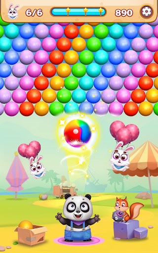 Panda Bubble Mania: Free Bubble Shooter 2019 1.08 screenshots 5