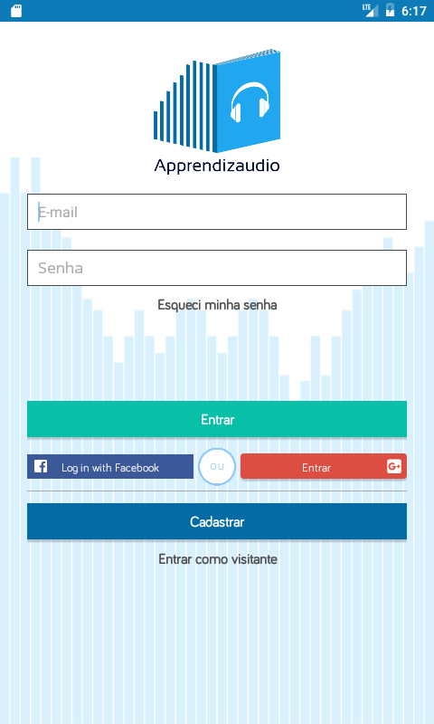 Apprendizaudio- screenshot