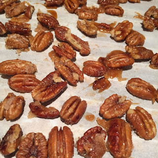 Homemade Candied Nuts (Pecans, Walnuts or Almonds)