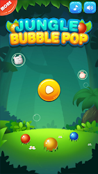 Jungle Bubble Pop