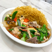 L12. Fried Noodle in Cantonese Style 廣東炒麵