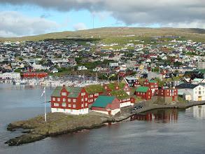 Photo: Wyspy Owcze - Torshavn
